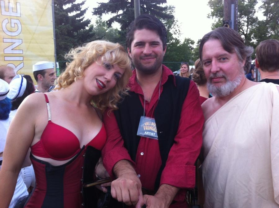 Venus, Cupid, and Valentine