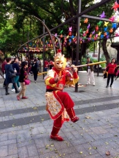 The Monkey King!