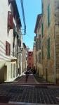 Ordinary 15th century street.