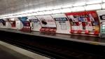 Segur metro station.