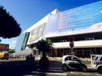Palais des Festivals, home of the film Festival de Cannes.