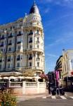 The Carlton Hotel. Grace Kelly met Prince Ranier here.