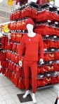 And New Year's means EVERYTHING in the shops is RED!